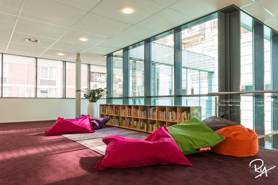 bibliotheek eindhoven fotoshoot sfeer