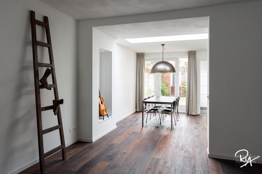 interieurfotografie woonhuis aanbouw lichtinval eindhoven