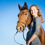 fotografie paard natuur meid eindhoven