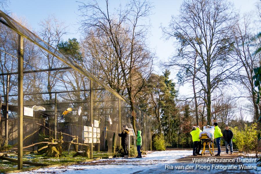 Ria van der Ploeg Fotografie Wensambulance Brabant