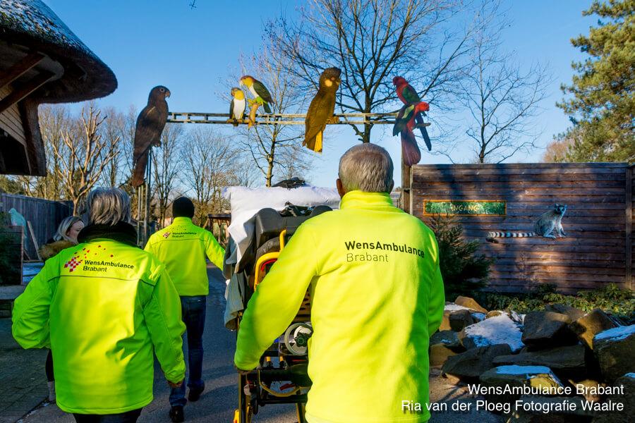 Wensambulance Brabant ZooVeldhoven Ria van der Ploeg Fotografie
