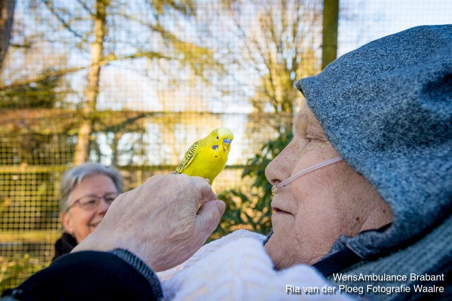 fotograaf Ria van der Ploeg Wensambulance Brabant