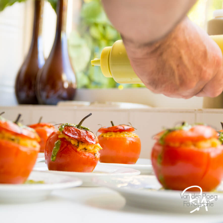 Fotograaf Waalre foodfotografie sfeerimpressie