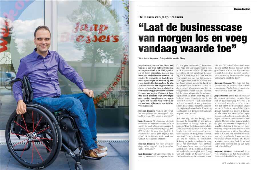 Interview Jaap Bressers CFO Magazine