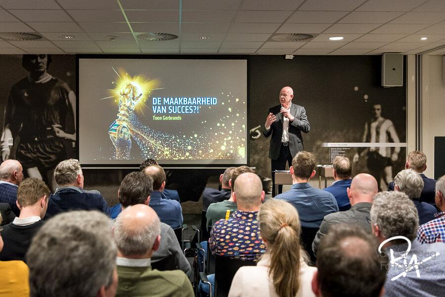 Algemeen directeur PSV Toon Gerbrands