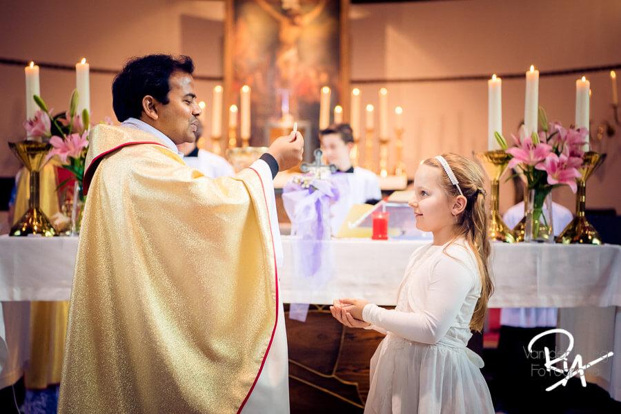Communie Sint Willibrorduskerk Waalre