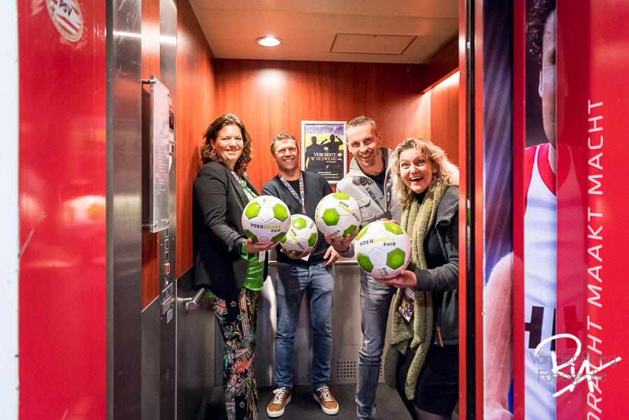 Eindhoven fotoreportage PSV Stadion