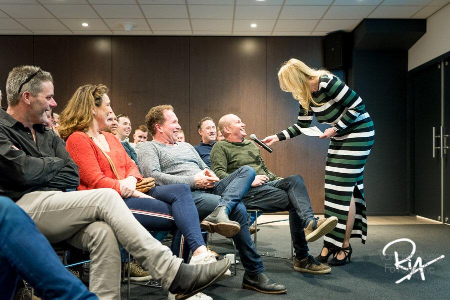 Marianne Zwagerman presentatie PSV Eindhoven