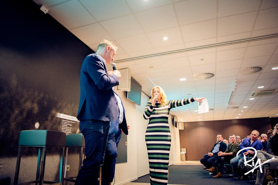 Marianne Zwagerman spreker bijeenkomst Eindhoven