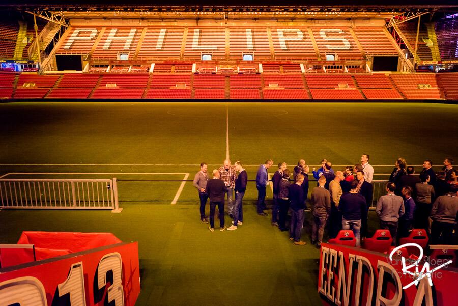 Rondleiding Philips Stadion Eindhoven fotograaf