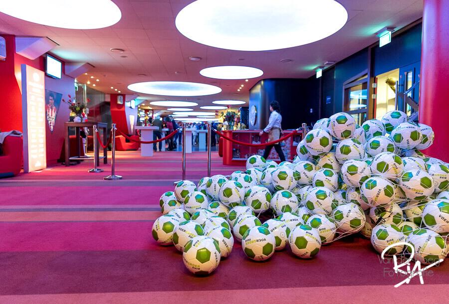 Fotoreportage PSV Stadion Voergroep Zuid