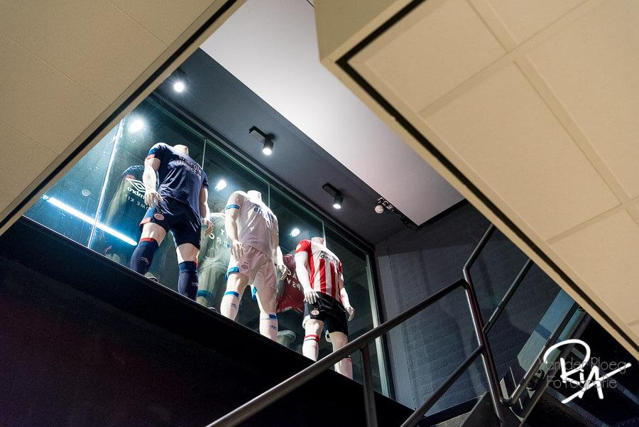 fotoreportage PSV Stadion fotografie