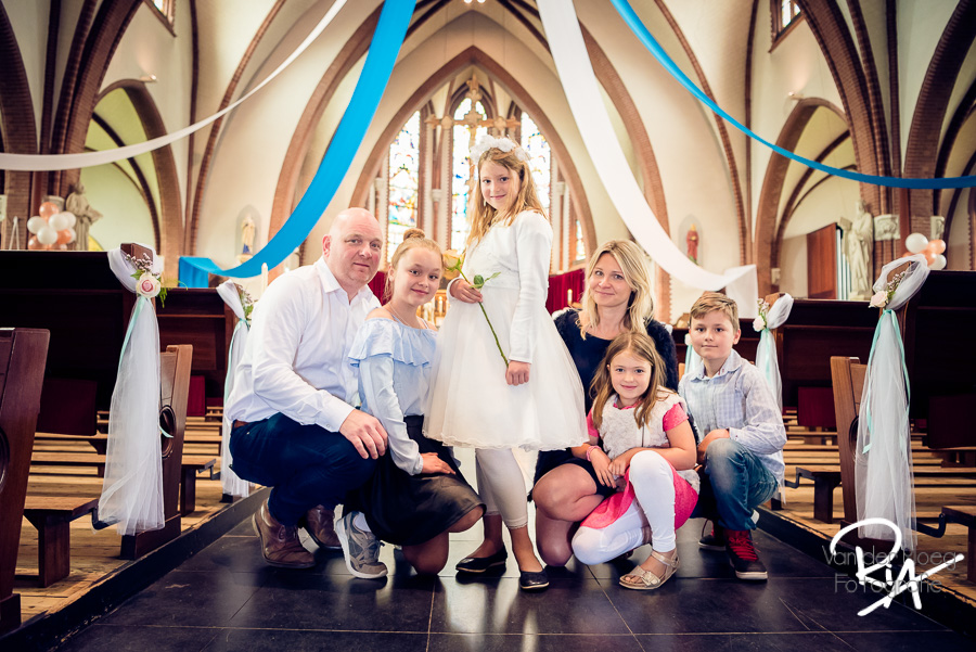 gezinsfoto fotografie gezin eerste communie aalst