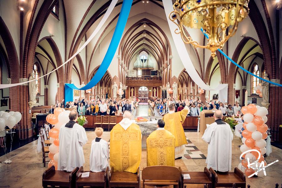mis communie onze lieve vrouwen presentatie kerk aalst