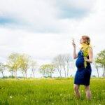 fotograaf fotografie waalre zwangerschap natuur