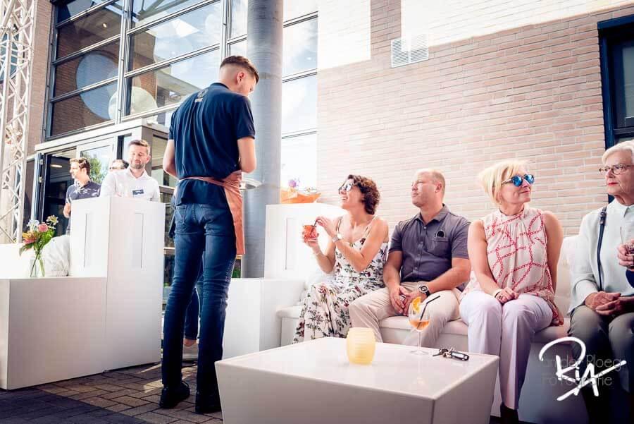 Brabant fotografie feestelijke opening kantoor
