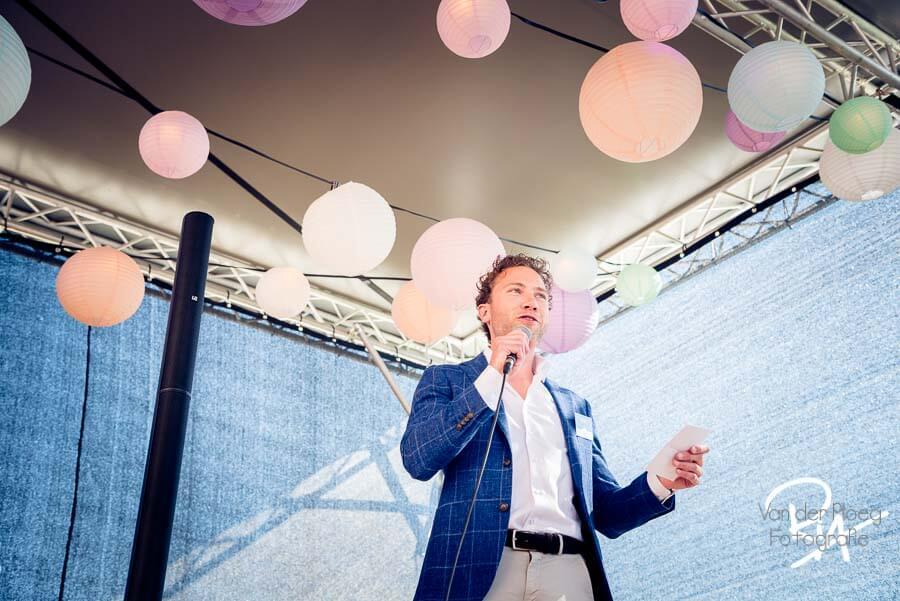 CEO Bram van der Linden