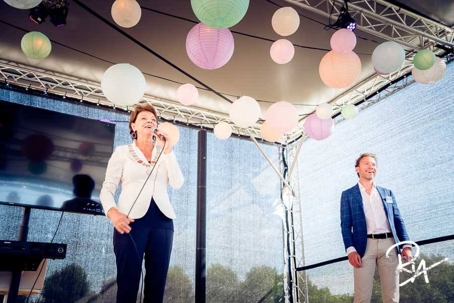 Elly Blanksma en Bram van der Linden Anylamp