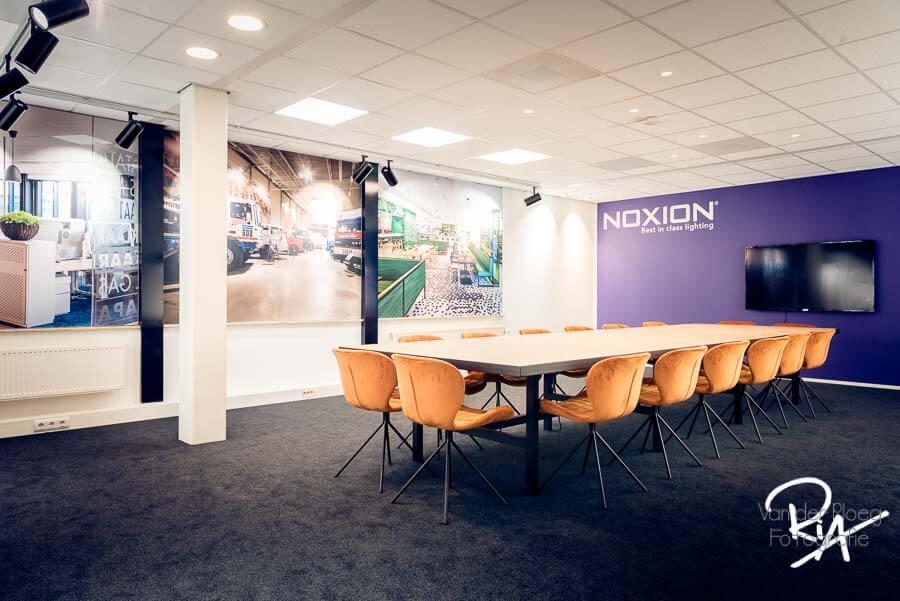 interieurfotograaf nieuw kantoor noxion brabant