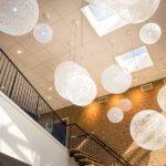 Bedrijfsfotografie Eindhoven lampen interieur fotografie