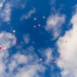 Fotograaf eindhoven uitvaart afscheid balonnen