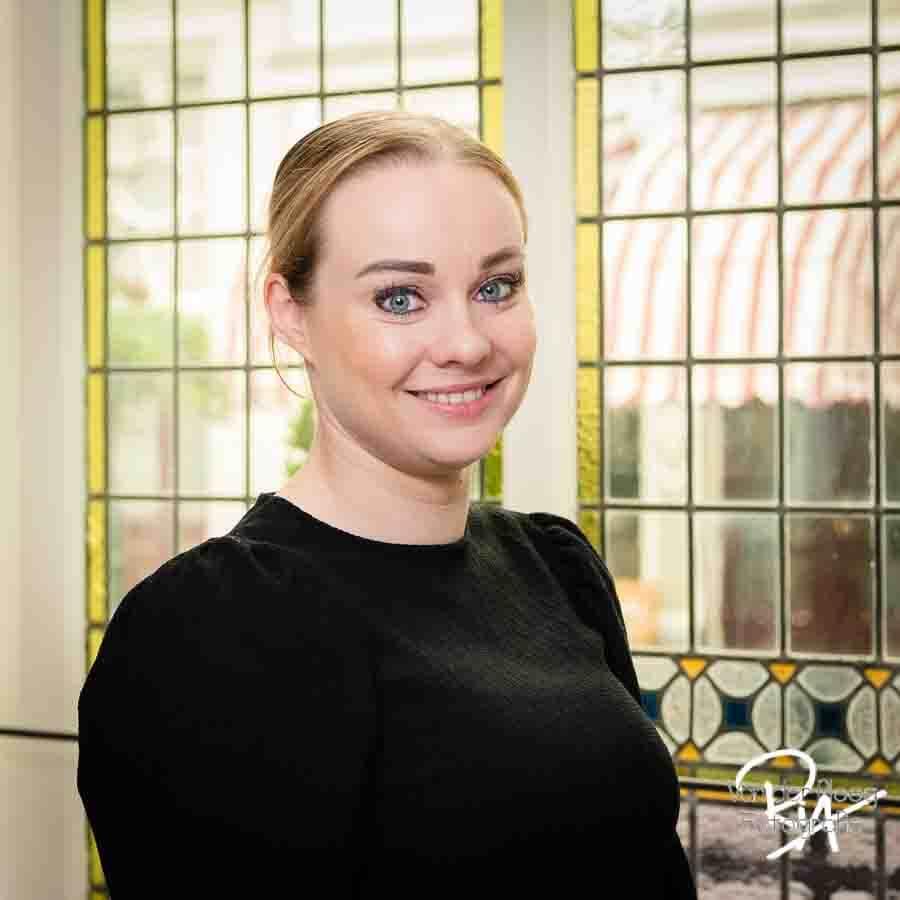 Fotografie salon portretfoto portret medewerker