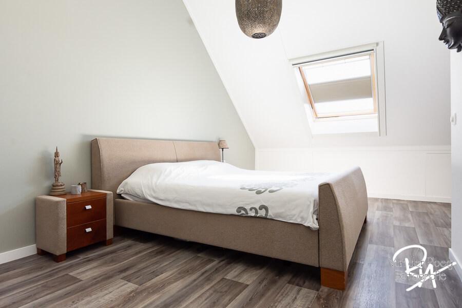 slaapkamer interieurfotografie huis verkoop eindhoven