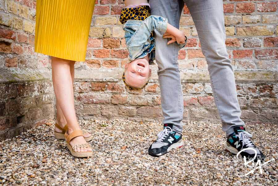 fotograaf zwangerschap fotosessie gezin Valkenswaard