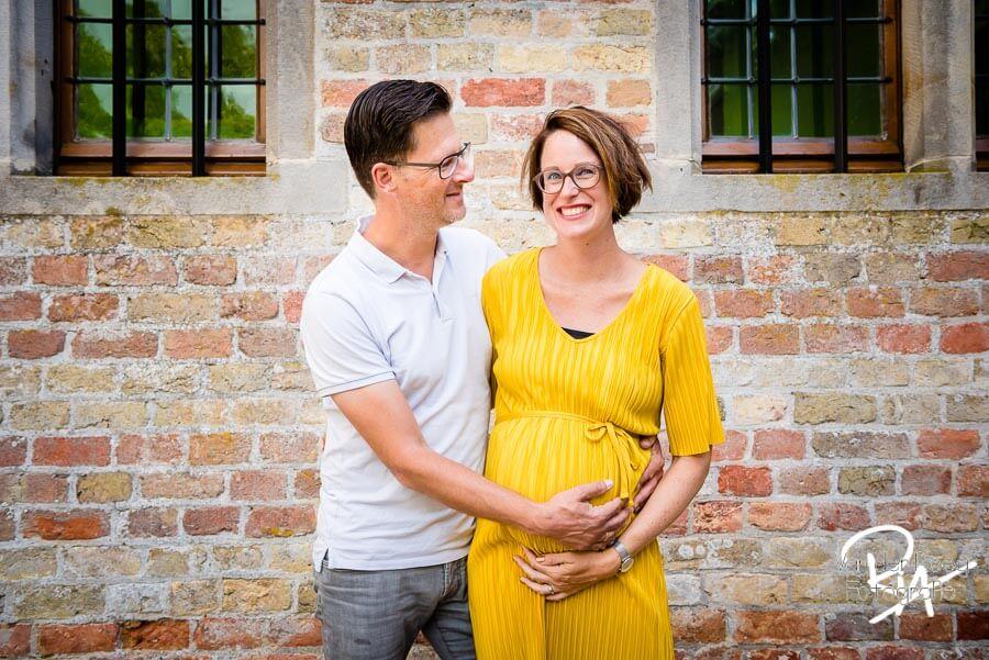 zwangerschapsfotosessie Poptaslot Marsum fotograaf