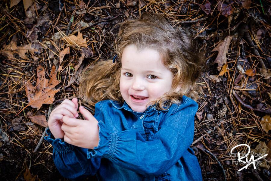 Kinderfotograaf natuur Eindhoven fotograaf kinderen herfst
