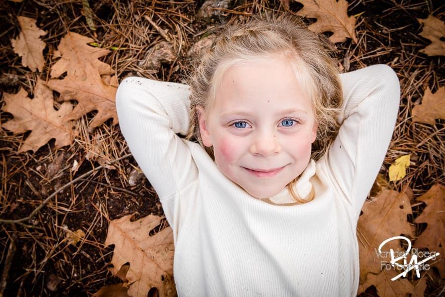 fotograaf waalre kinderen meisje kinderportret kinderfotografie