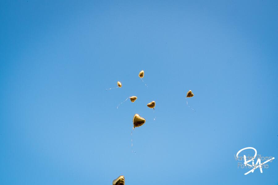 afscheid fotografie afscheidsfotograaf Eindhoven balonnen