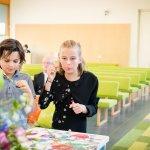 fotograaf uitvaart veldhoven Dela de hoge boght kinderen