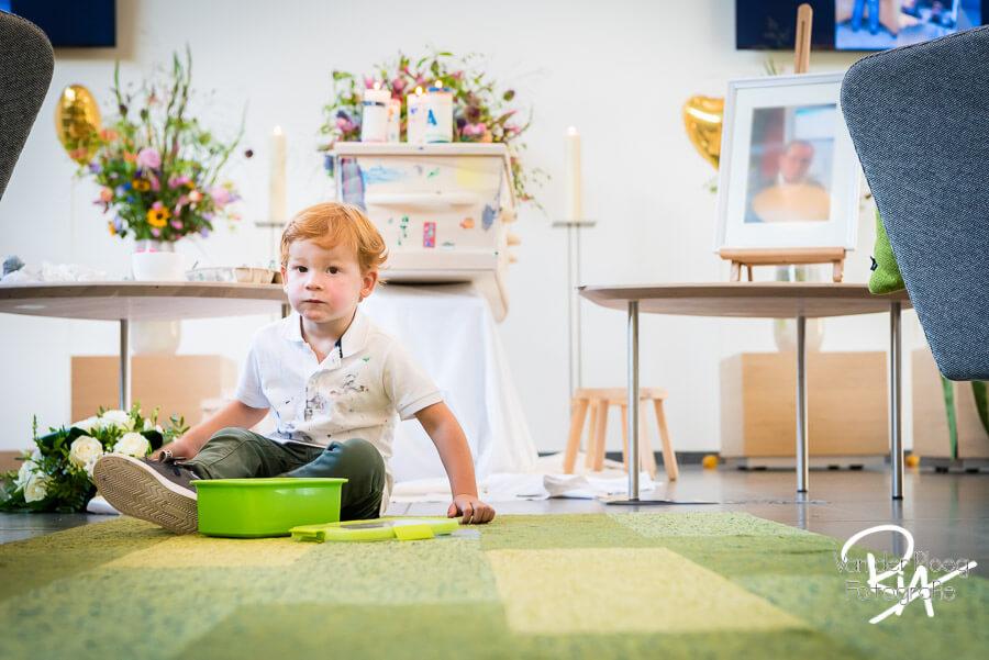 fotografie afscheid crematorium Heeze crematie kinderen Eindhoven