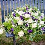fotografie afscheid uitvaart crematie bloemen Eindhoven