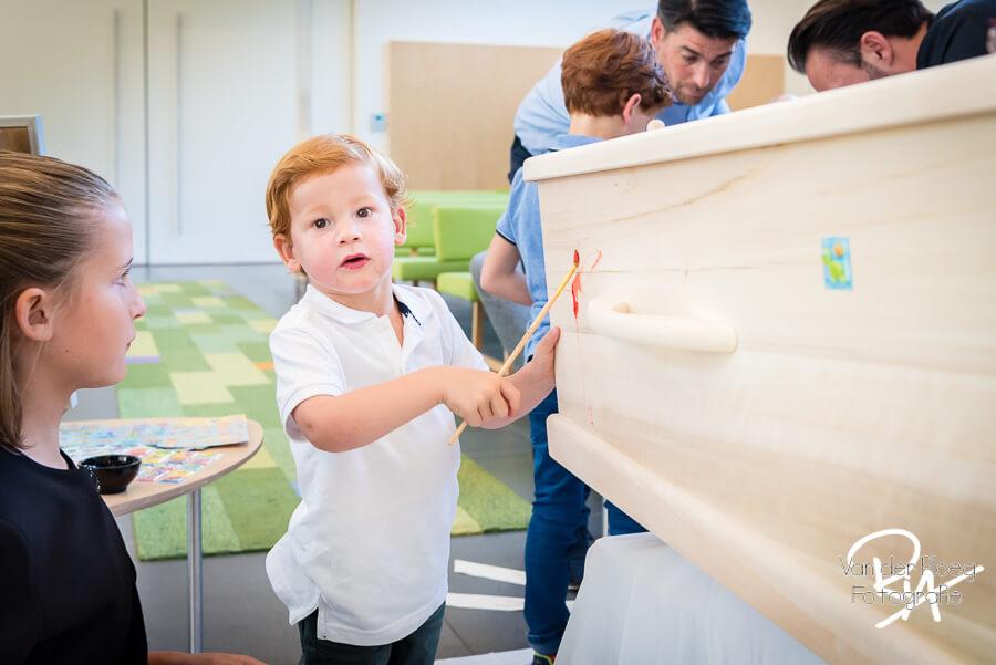 fotografie afscheid uitvaart crematie kinderen Eindhoven Heeze