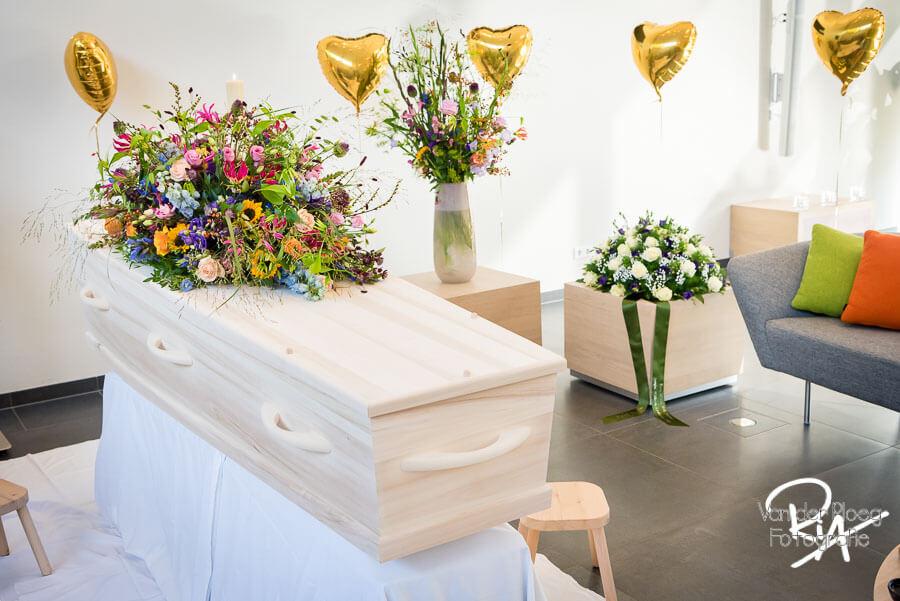 fotografie veldhoven afscheid uitvaart crematorium hoge boght