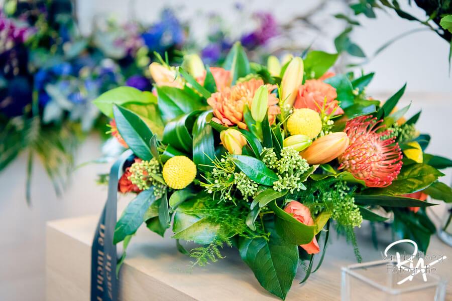 Fotografie bloemen bloemstuk uitvaart regio Eindhoven