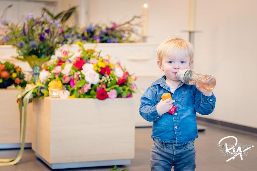 Fotografie uitvaart De Hoge Boght Veldhoven kinderen