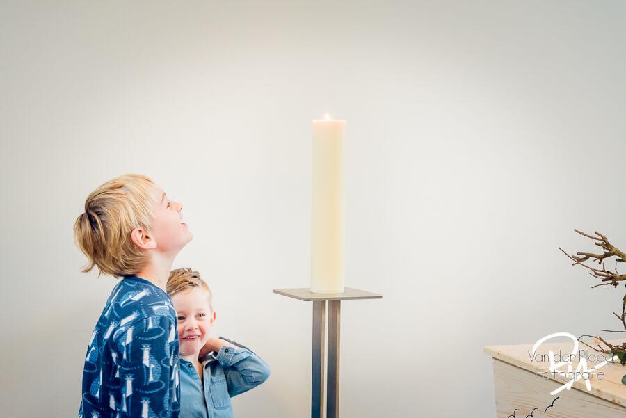 fotograaf afscheid Veldhoven kinderen Hoge Boght