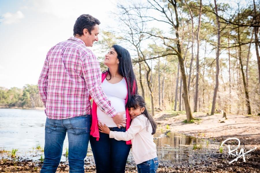 fotograaf Eindhoven zwanger zwangerschap gezin